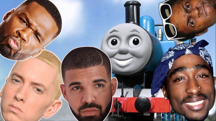 How the Thomas the Tank Engine Theme Is a Perfect Backing Track to Different Rap Styles