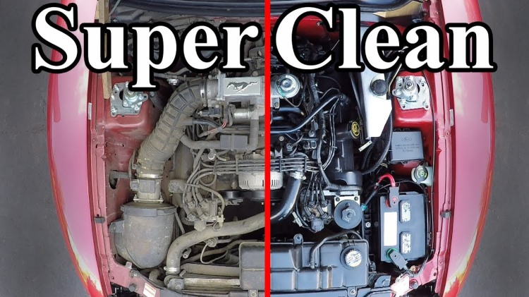 How to Super Clean the Engine Bay of Your Vehicle