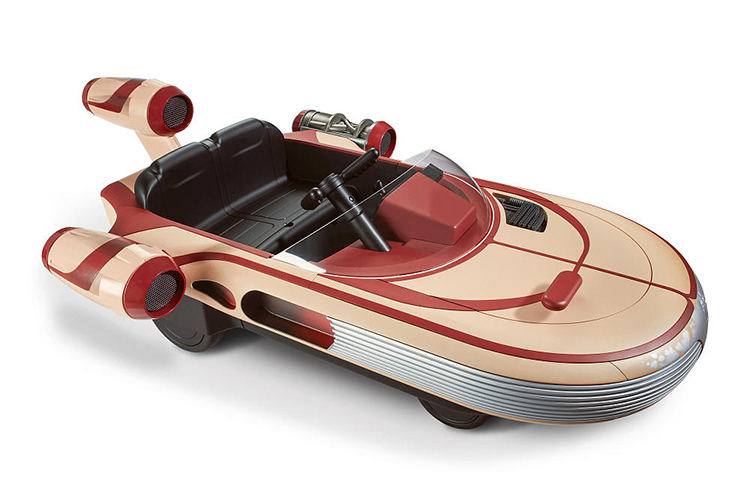 Radio Flyer Releases Kid-Sized Version of Luke Skywalker's Landspeeder That You Can Drive