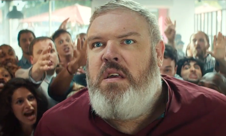 KFC Recreates Hodor's 'Hold the Door' Scene From Game of Thrones In New Ricebox Meal Ad