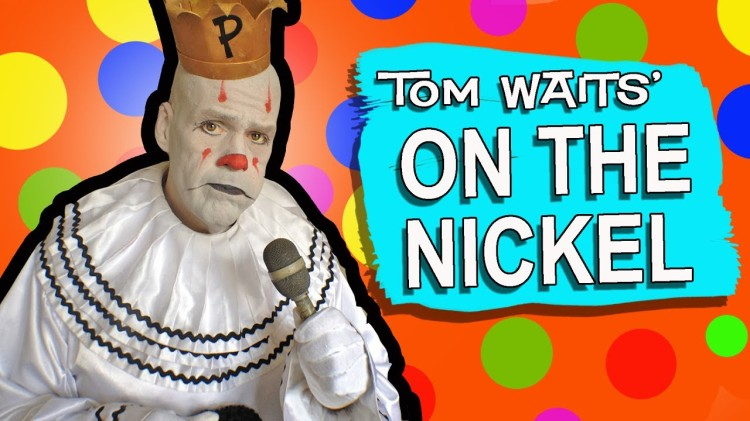 Puddles Pity Party Sings a Heartfelt Old Timey Cover of the Tom Waits Lullaby 'On the Nickel'