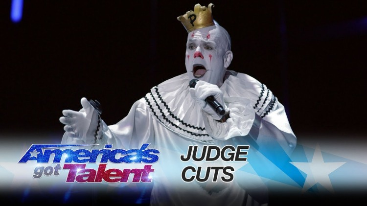 Puddles Pity Party Wows the America's Got Talent Audience With an Operatic Cover of 'All By Myself'