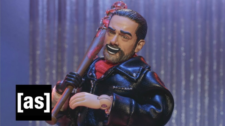 Robot Chicken Spoofs The Walking Dead in Trailer for Upcoming Special