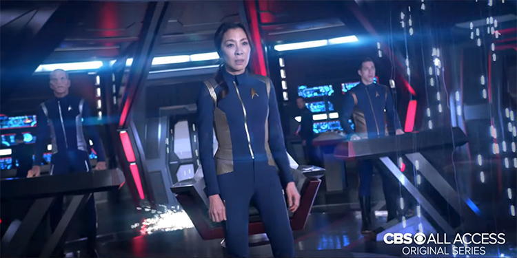 New Star Trek: Discovery Trailer Features War Between Starfleet and Klingons