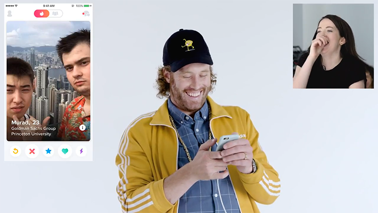 T.J. Miller Takes Over a Stranger's Tinder Account and Wreaks Havoc