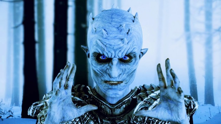 The Leader of the White Walkers Throws Down a Hot Rap That Burns All of Westeros