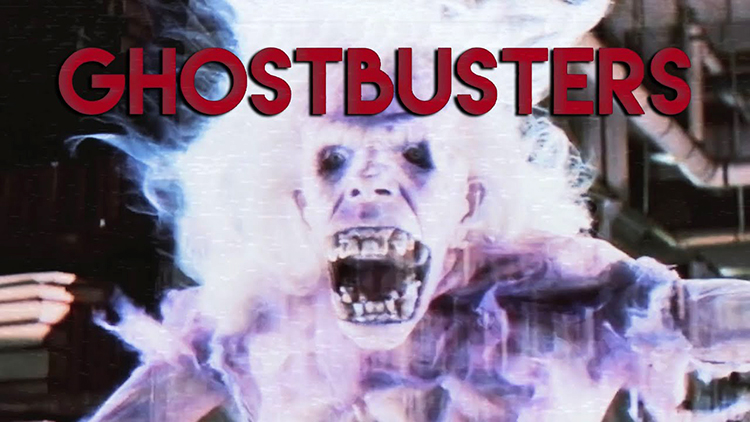 The Original Ghostbusters Film Reimagined as a Slasher Flick