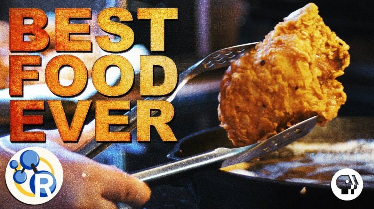 The Science Behind Why Battered and Deep Fried Chicken Is So Scrumptious