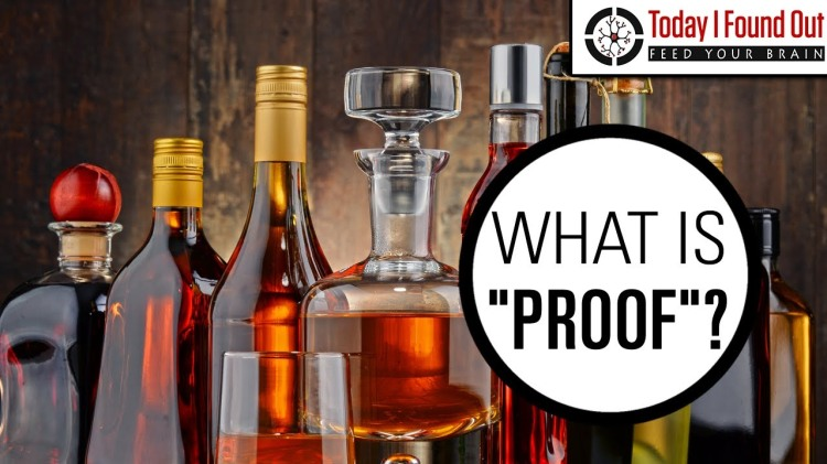 The Taxing Reason Why the Alcohol Content In Spirits Became Known as Proof