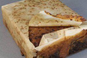 100 Year Old Fruitcake Antartica Scott