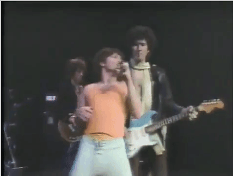 Al Franken Does A Flawless Imitation Of Mick Jagger While