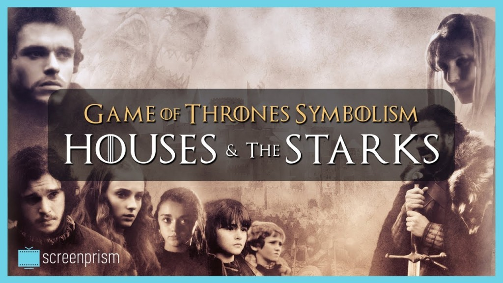 An Insightful Look Into How Symbolism Is Used to Represent the Various Houses of Game of Thrones