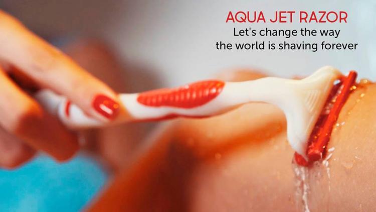 Aqua Jet Razor