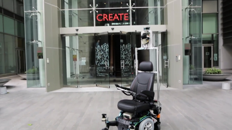The Amazing Progress Being Made In the Field of Self-Driving, Self-Navigating Wheelchairs