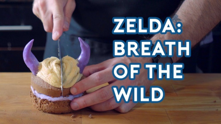 Binging With Babish Makes Foods From The Legend of Zelda: Breath of the Wild