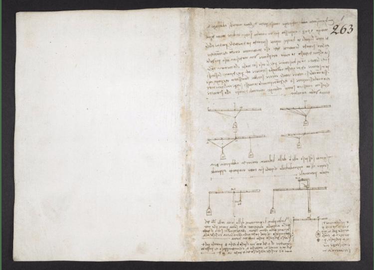 Codex Arundel 263