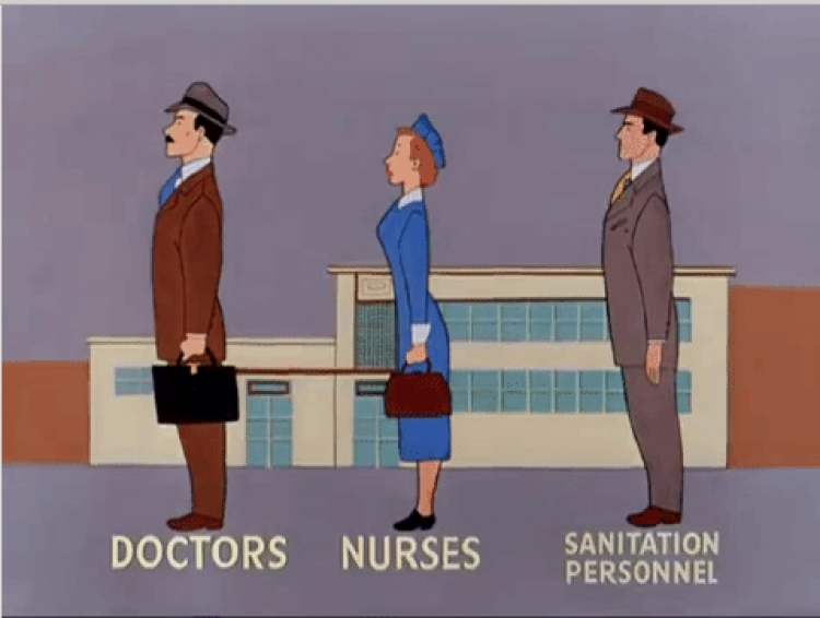 So Much for So Little, A 1949 Chuck Jones Cartoon That Promotes the Benefits of Public Healthcare