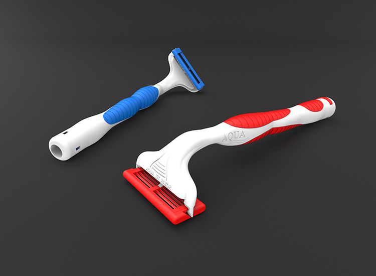 Aqua Jet Razor – Shave Only With Water Jets
