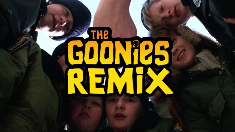 An Adventurous Remix of The Goonies by Eclectic Method