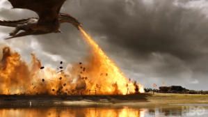 Game of Thrones The Loot Train Attack