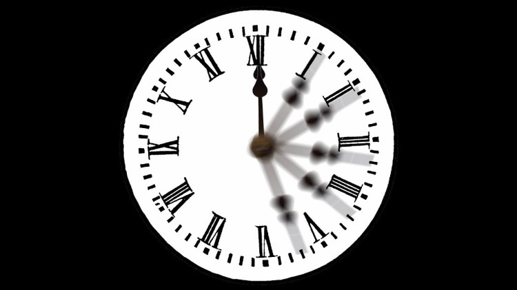 How Many Times the Hands of an Analogue Clock Overlap With Each Other In 12 Hours