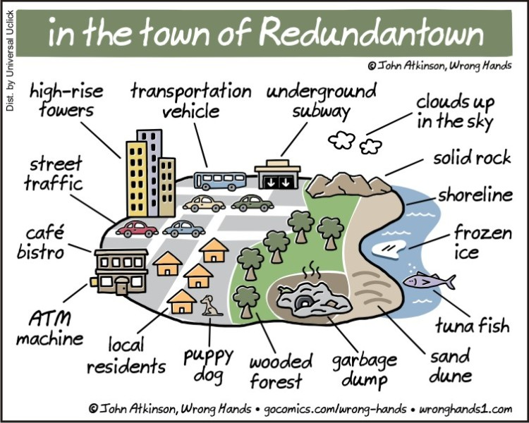 Redundantown