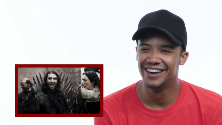 Jacob Anderson (Grey Worm) Critiques Game of Thrones Raps About the Hit HBO Series