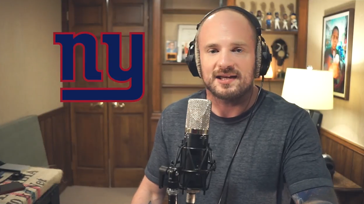 Mac Lethal Performs a Rap With the Name of Every American Pro Sports Team
