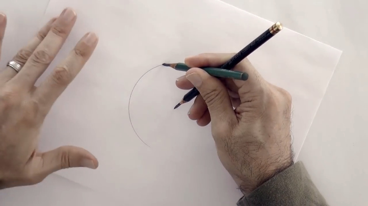 Three Techniques To Draw A Perfect Circle Freehand