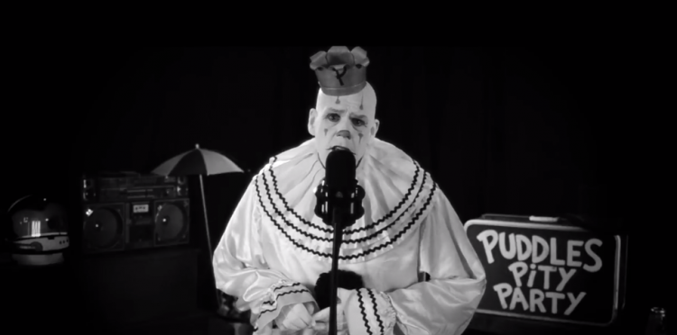 Puddles Pity Party Performs a Somber Operatic Cover of the R.E.M. Song 'Losing My Religion'