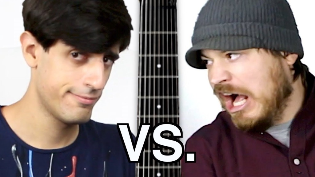 Rob Scallon and Davie504 Engage in a Battle of Basses With an Ever Changing Number of Strings