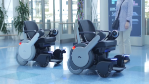 Self-Driving Wheelchairs