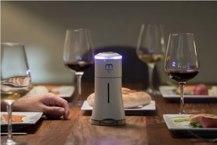 SMALT Smart Salt Dispenser