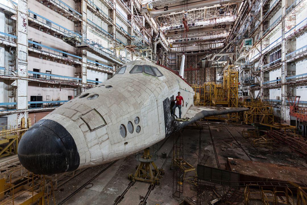 Soviet Space Shuttle