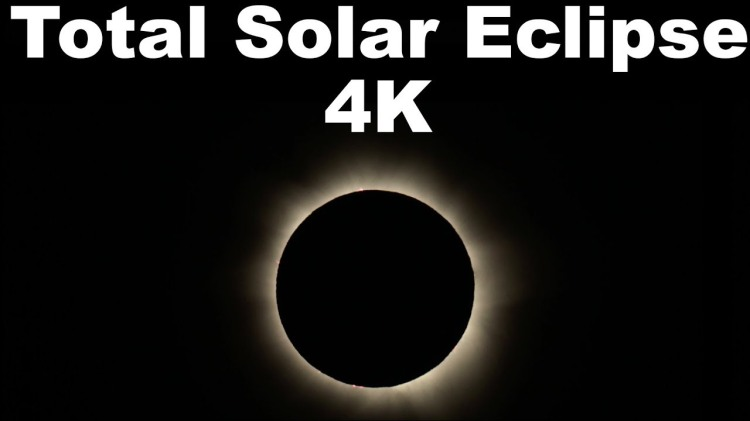 Stunning Timelapse of a 2012 Total Solar Eclipse