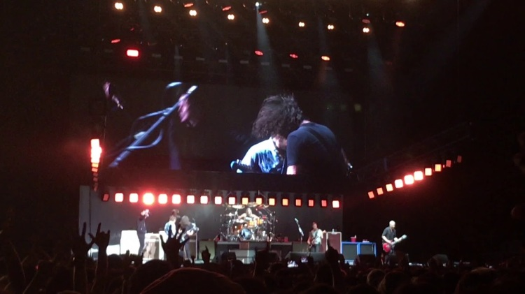 The Foo Fighters and Rick Astley Cleverly Rickroll the Audience at the Summer Sonic Festival in Japan