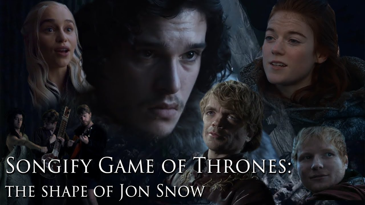 The Gregory Brothers Songify Everyone's Love of Jon Snow