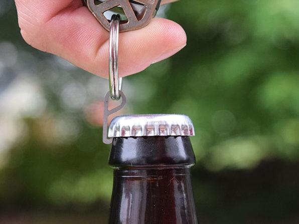 The Worlds Smallest Bottle Opener