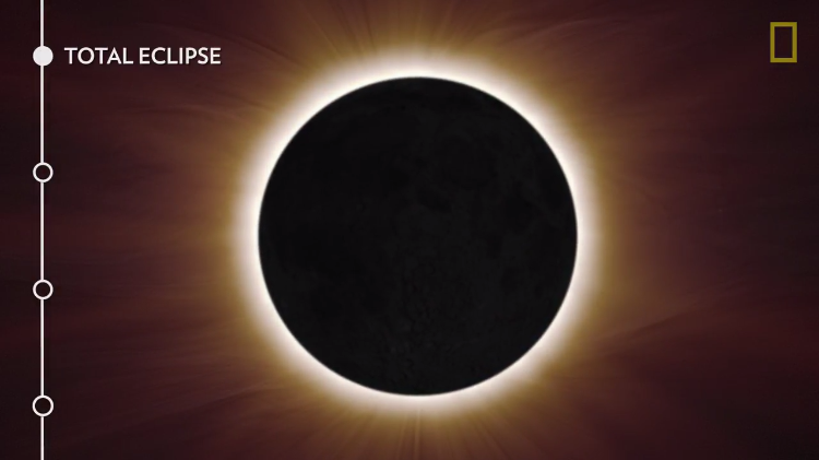 Explaining What Happens During a Total Solar Eclipse and the Precautions to Take Viewing One