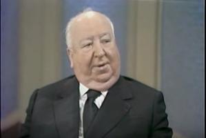 Alfred Hitchcock Dick Cavett