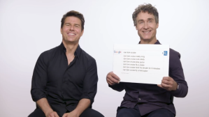 American Made Star Tom Cruise and Director Doug Liman Answer the Web's Most Searched Questions