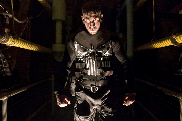 Frank Castle Takes Aim at His Foes in the New Bloody Trailer for The Punisher on Netflix