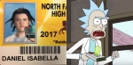 High School Seniors Wear Awesome Pop Culture Costumes For ID Photos