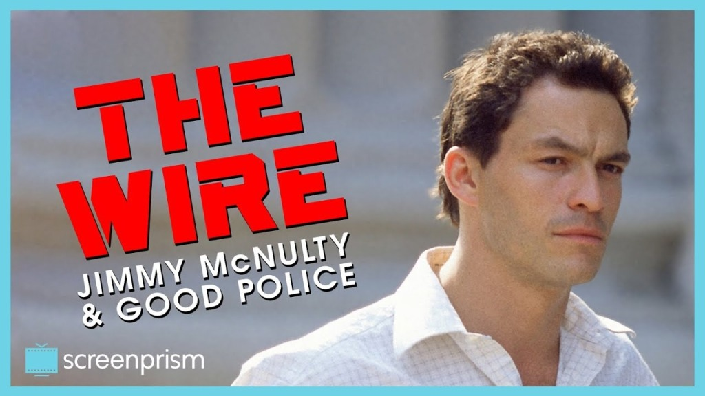 How a Flawed Jimmy McNulty Used His Addictions to Fuel His Desire to Be Good Police in 'The Wire'
