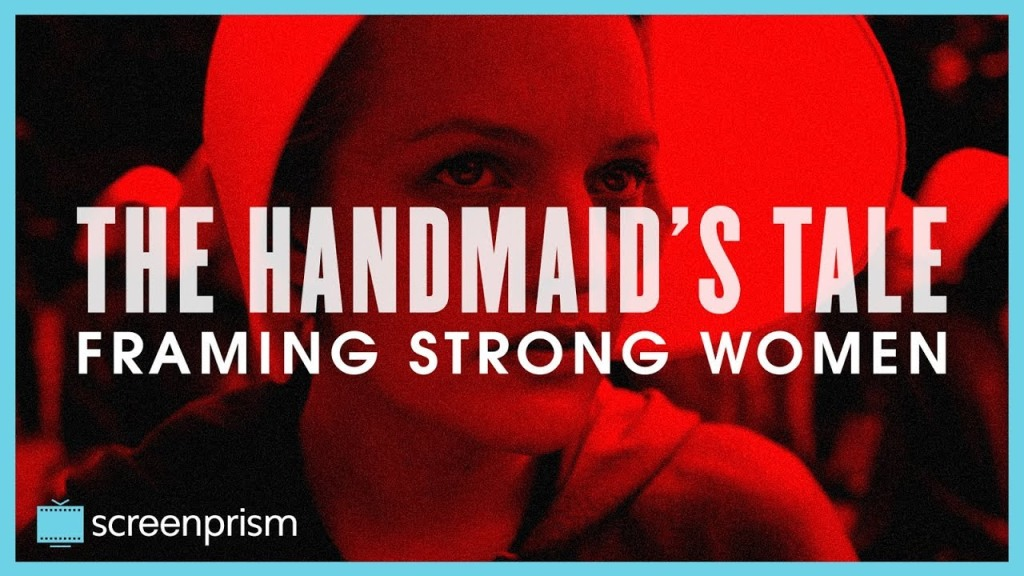 How the Use of Nonverbal Cinematic Techniques Speak for the Women of 'The Handmaid's Tale'