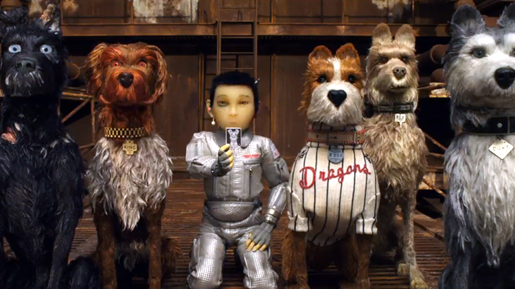 Isle of Dogs, Wes Anderson's Fetching New Stop Motion Animated Film About Canines Set in Japan