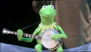 New Kermit Rainbow Connection