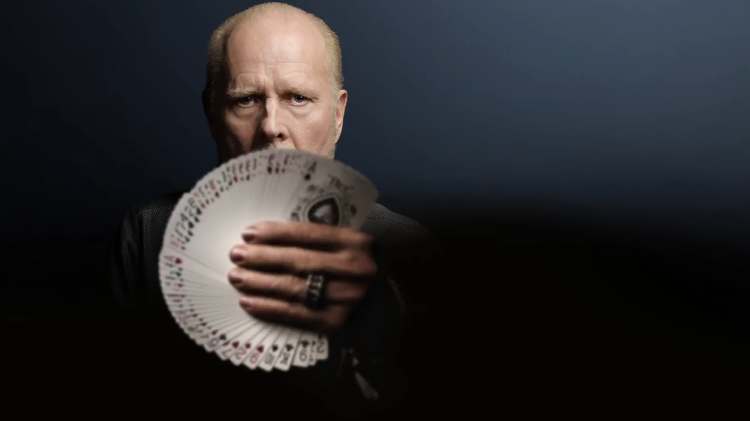 Dealt, An Award Winning Documentary About Blind Master Card Magician Richard Turner