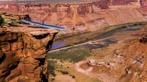 Slip N Slide Base Jump
