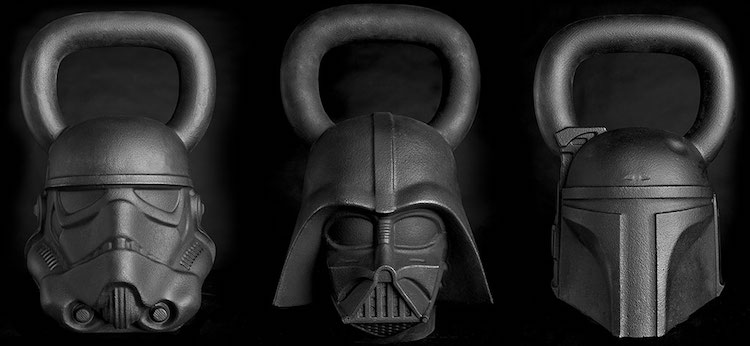Star Wars Kettlebell